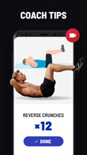 Six Pack in 30 Days - Abs Workout عکس 3